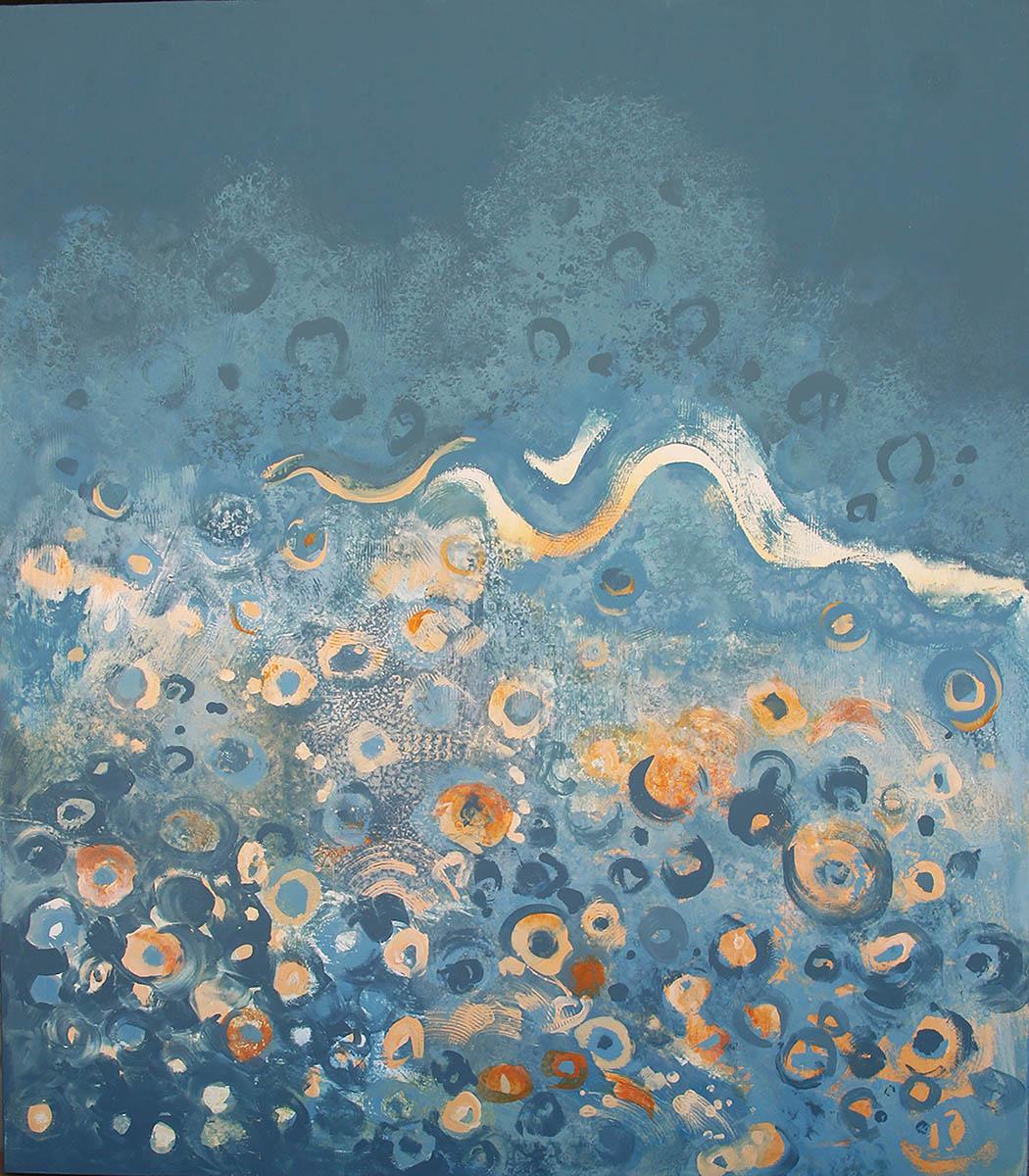 The Blue Estuaries water